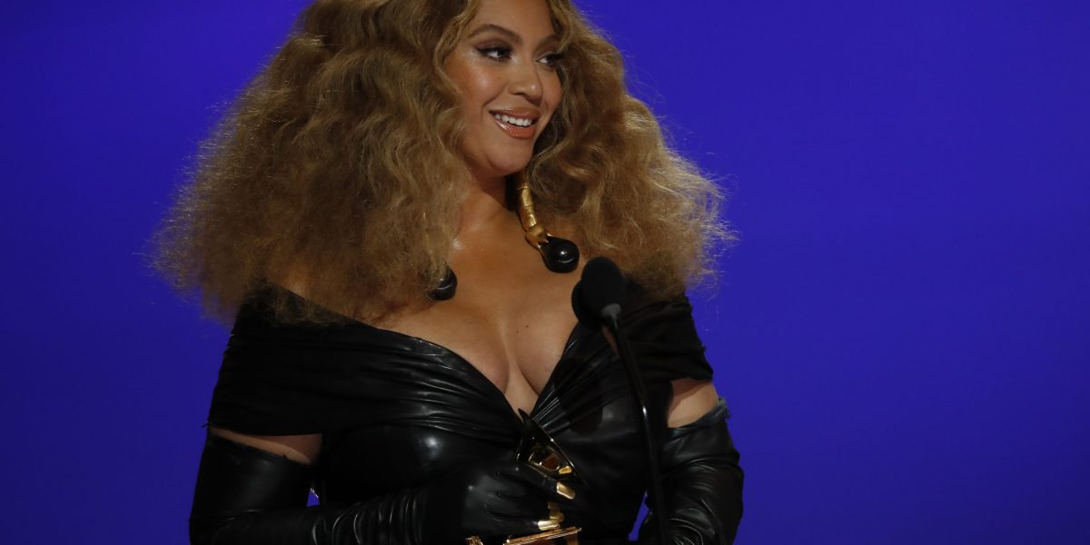 Grammy awards 2021: it's a record-breaking night for Beyoncé and Taylor Swift