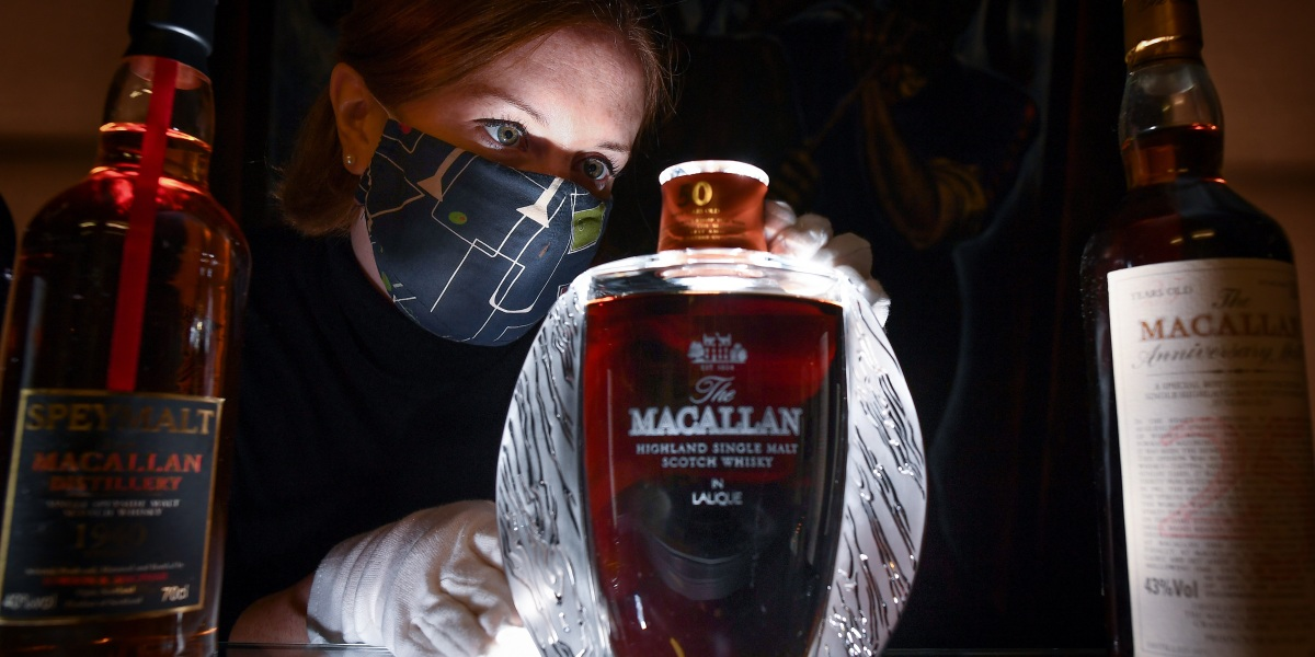 Whisky redemption: Biden administration lifts hated tariffs on Scotland's most famous export