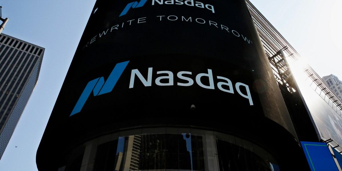 Bitcoin and tech stocks climb  as bond yields tumble