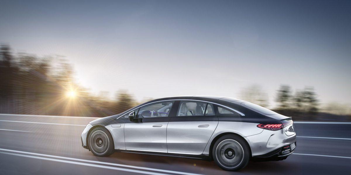 Mercedes-Benz has unveiled its new EQS sedan, its main electric car