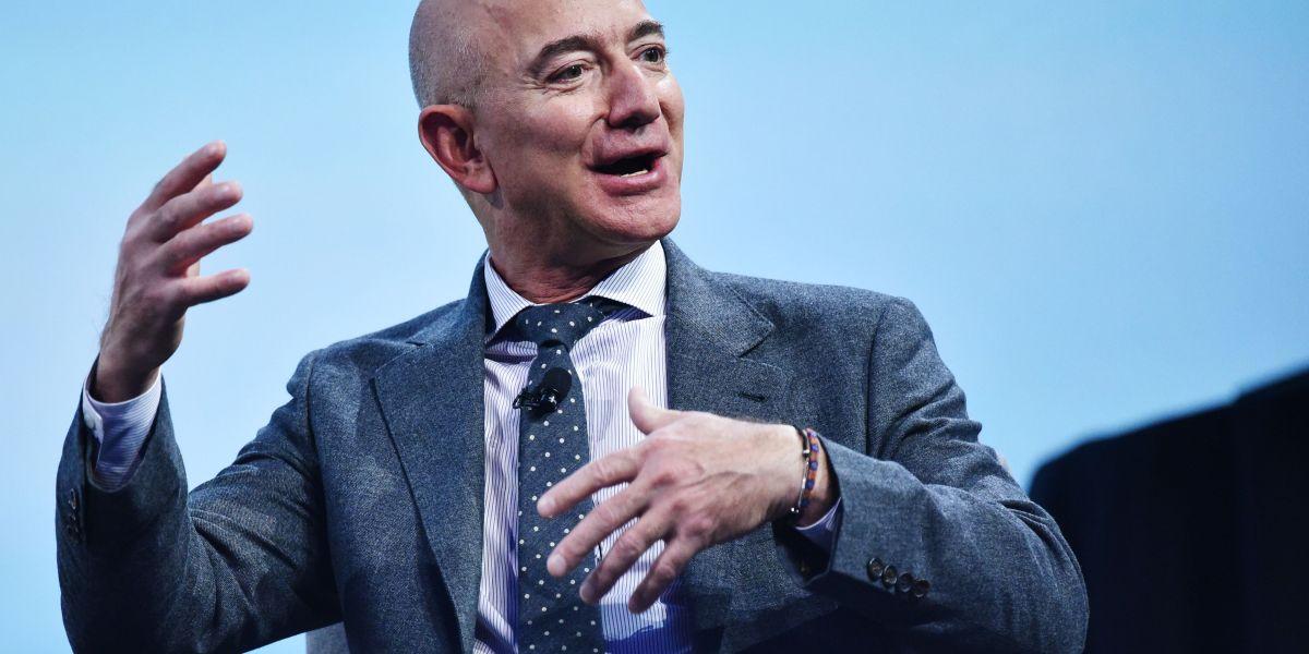 Friday Review: Bezos and Biden