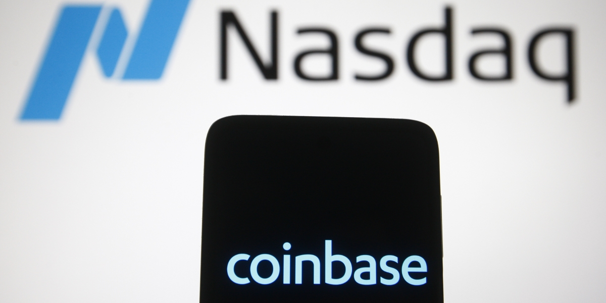 Excitement over the 'Coinbase effect' is spilling over ahead of its stock market debut thumbnail
