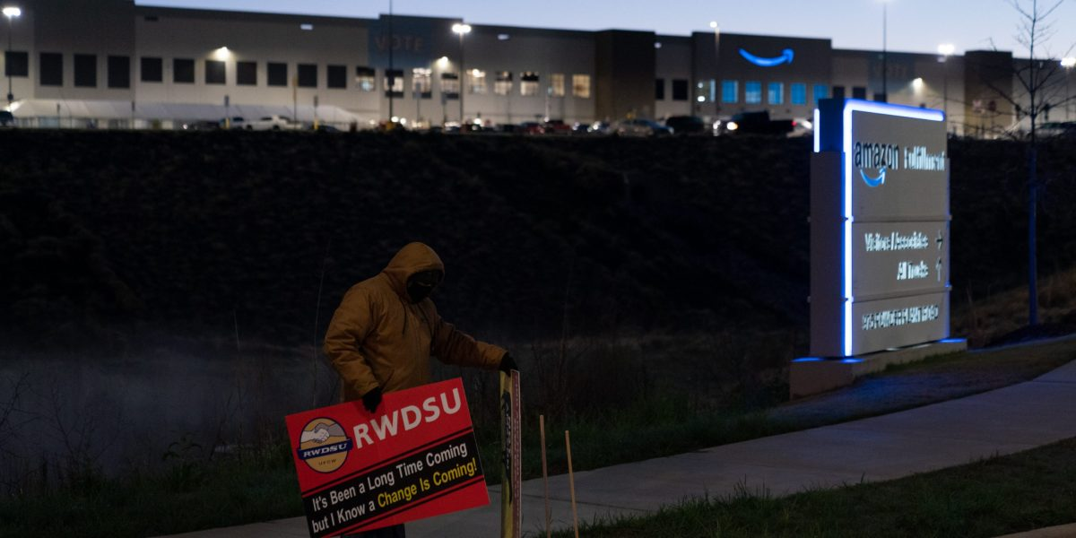 Why Amazon workers voted no to joining a union