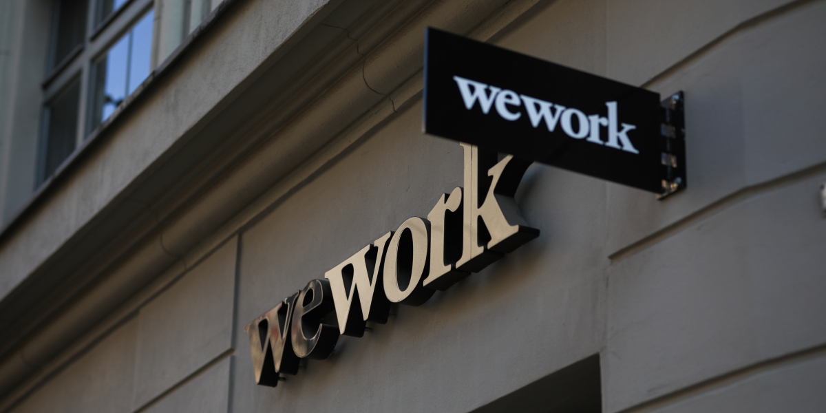 The distorted reality of WeWork thumbnail