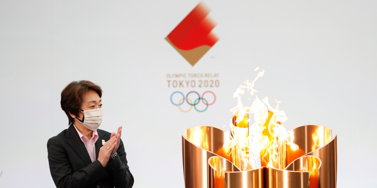 Tokyo Games will push Olympic corporate sponsors to set gender variety goals thumbnail