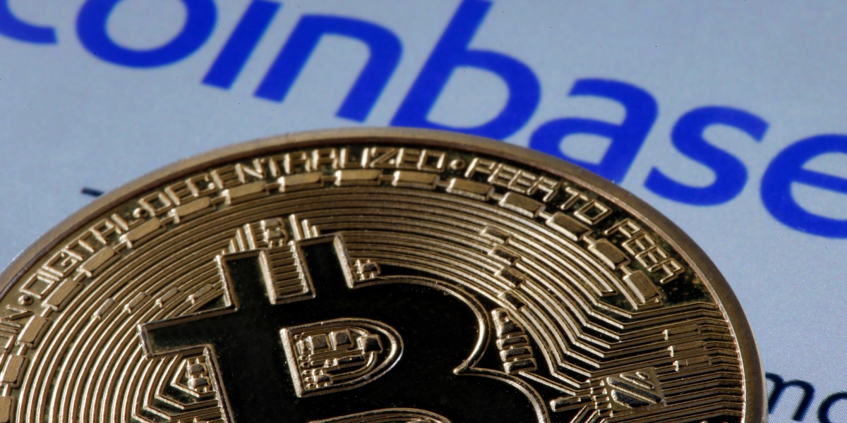 Coinbase valuation issue