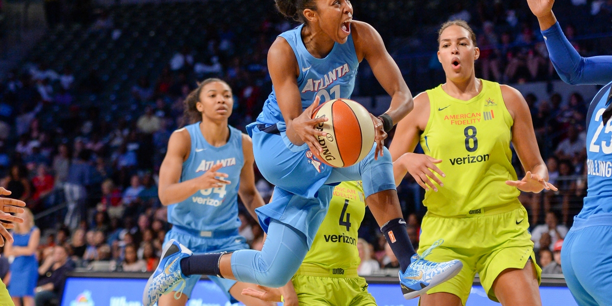 How Renee Montgomery rotated from WNBA player to owner thumbnail