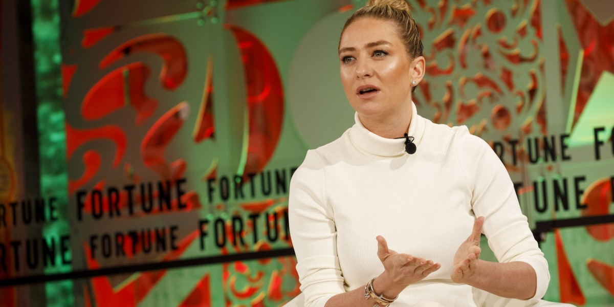 Whitney Wolfe Herd says a new trend is dissuading female entrepreneurs thumbnail