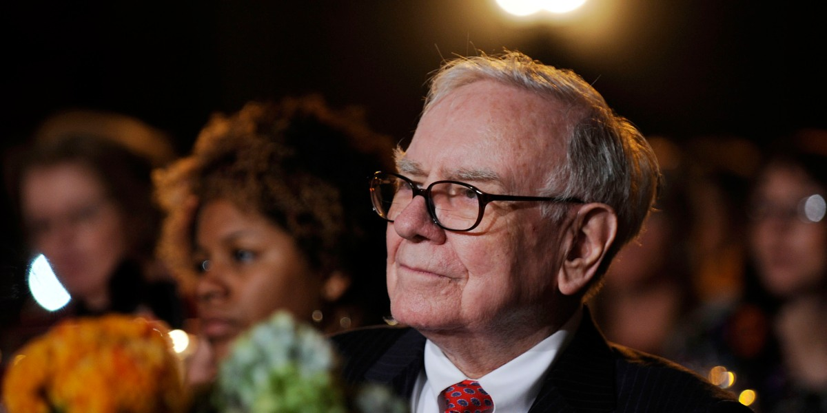 Warren Buffett names his likely successor thumbnail
