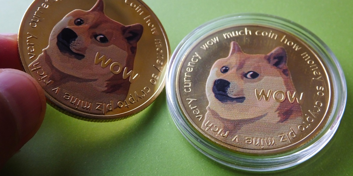 Global stocks rebound—but nothing can beat the surge in Dogecoin