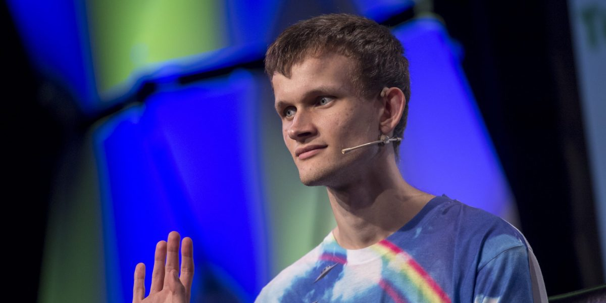 Ethereum founder Vitalik Buterin says long-awaited shift to 'proof-of-stake' could solve environmental woes