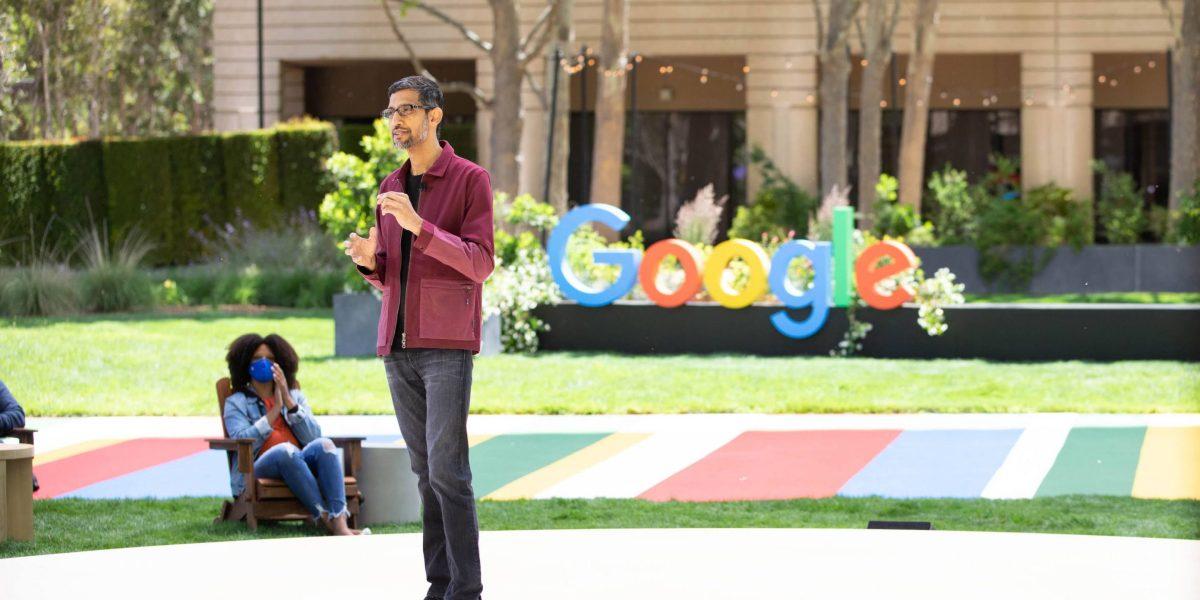 Everything strange and wonderful Google announced at I/O 2021 thumbnail