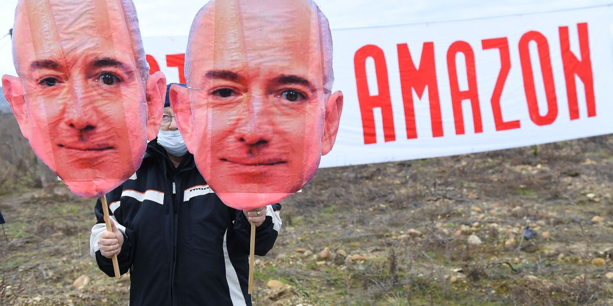 Amazon's Jeff Bezos is going to area. What will the 'summary impact' inspire in him? thumbnail