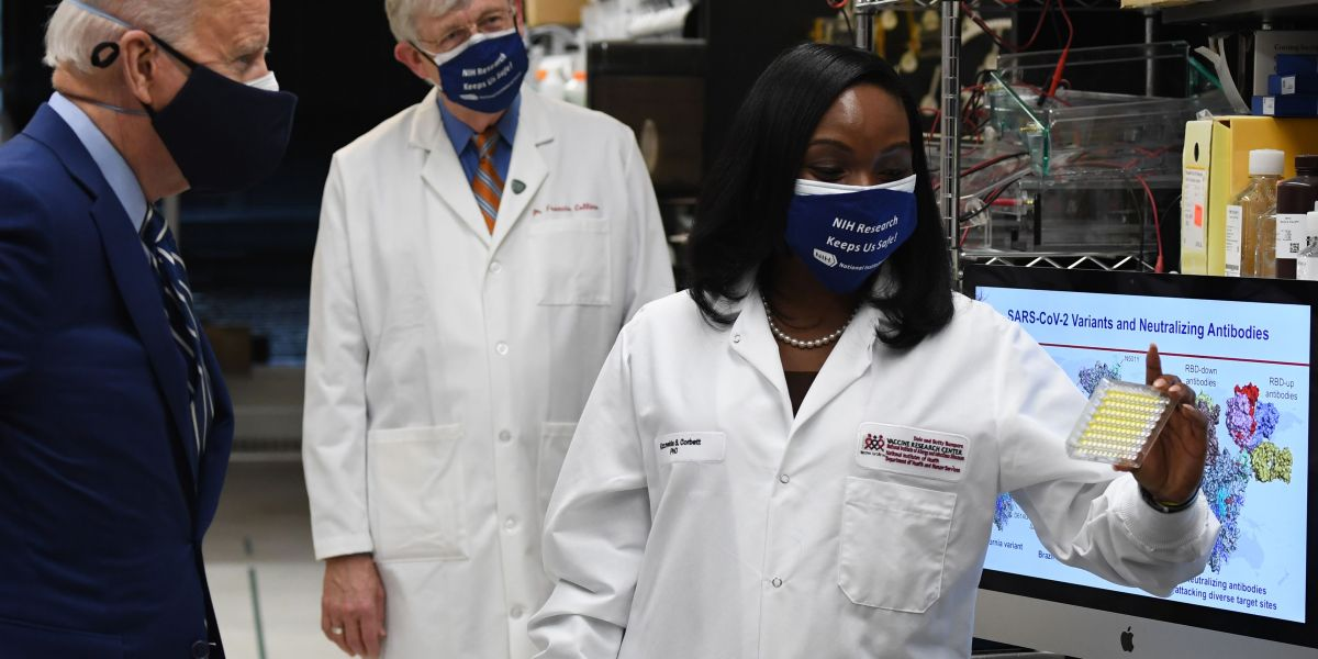 To vaccinate our economy, boost support for the NIH