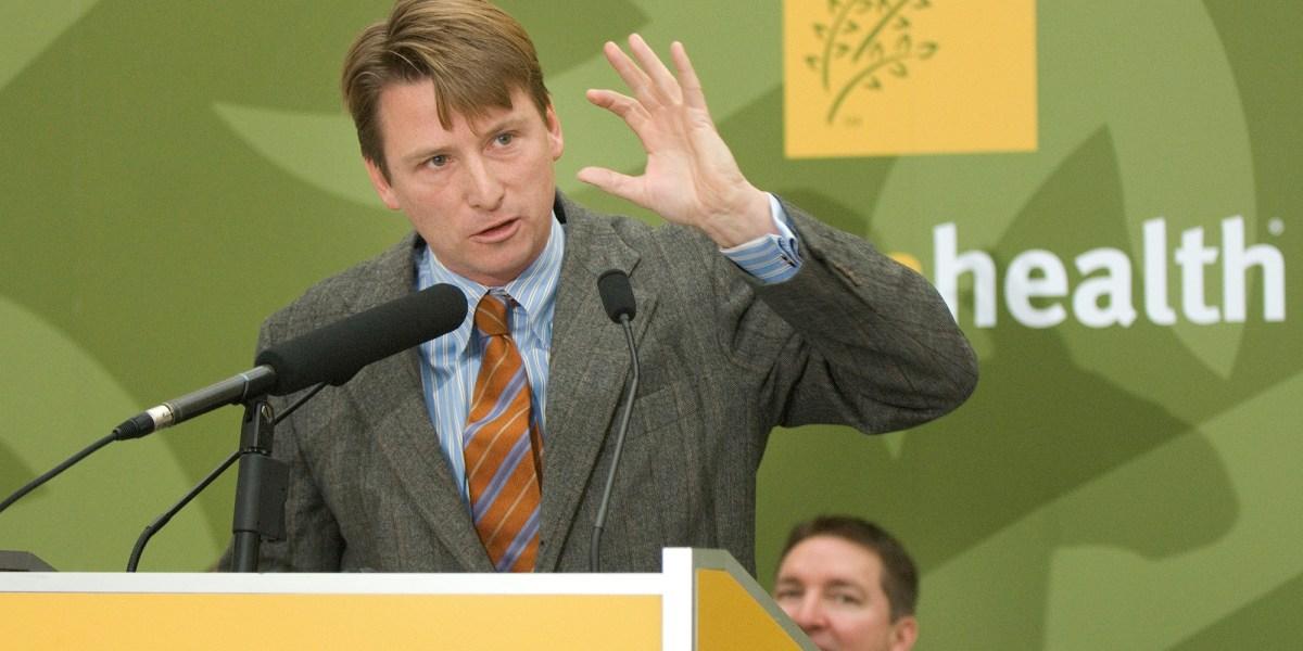 Return of former Athenahealth CEO Jonathan Bush