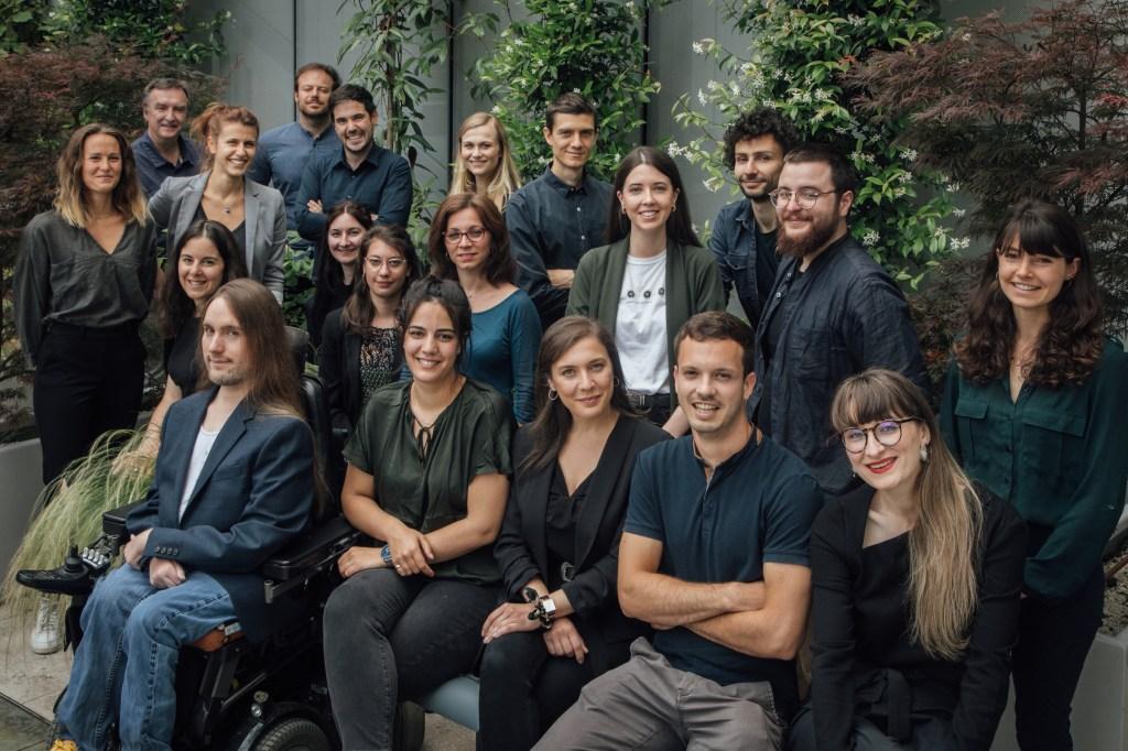 Photo of Gourmey team.