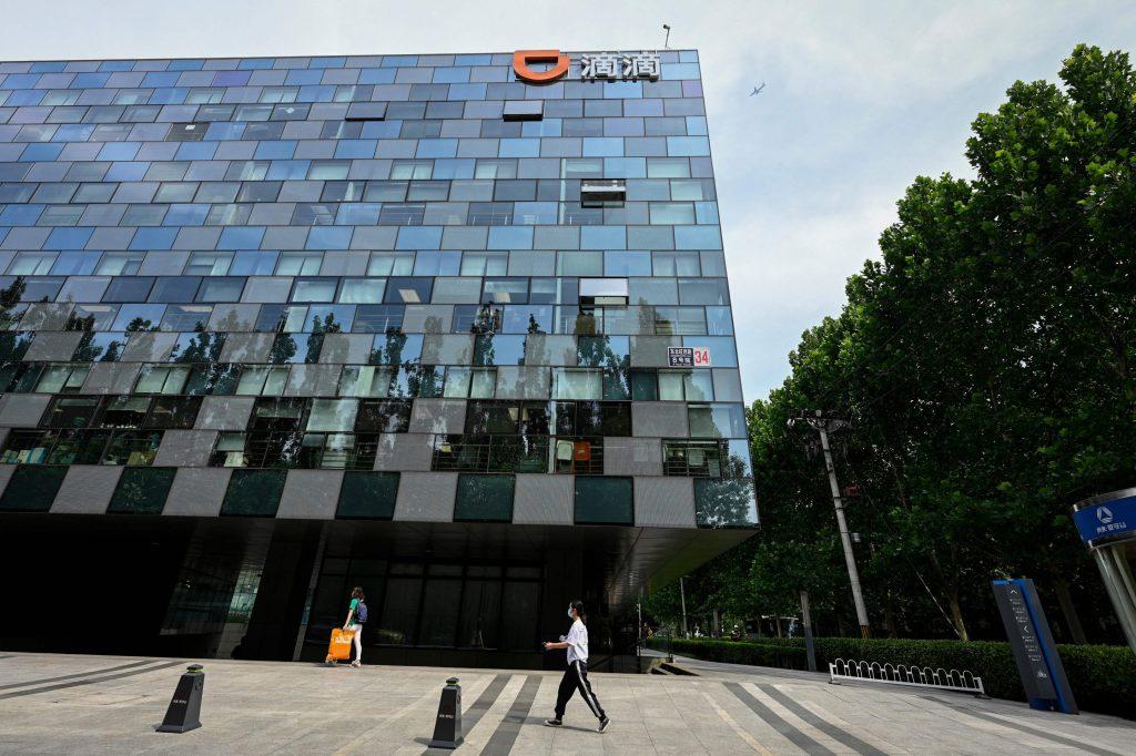CHINA-TECHNOLOGY-IPO-DIDI