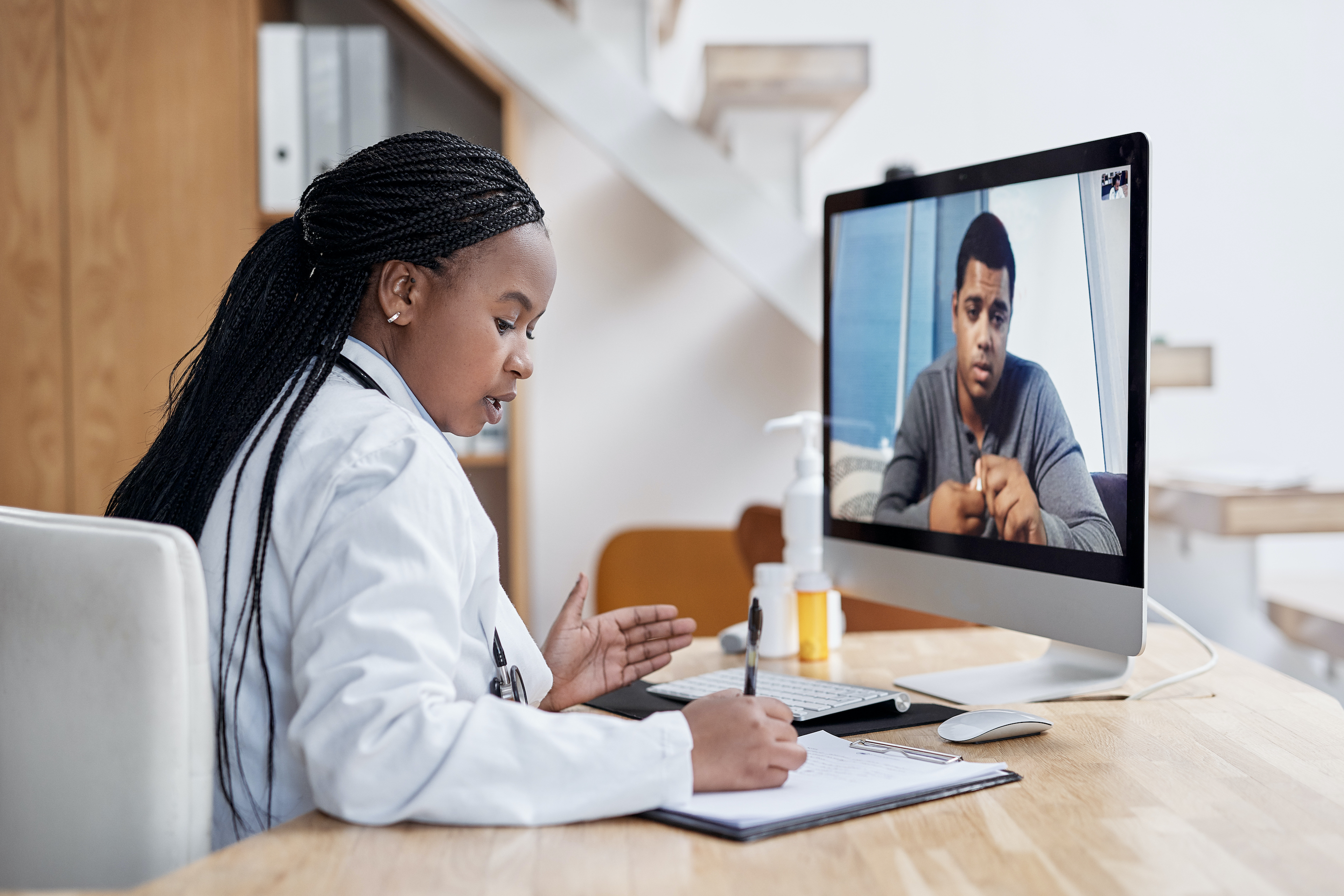 fortune.com - Hannah Norman - The pandemic made telemedicine a hit. Now, patients are feeling the growing pains