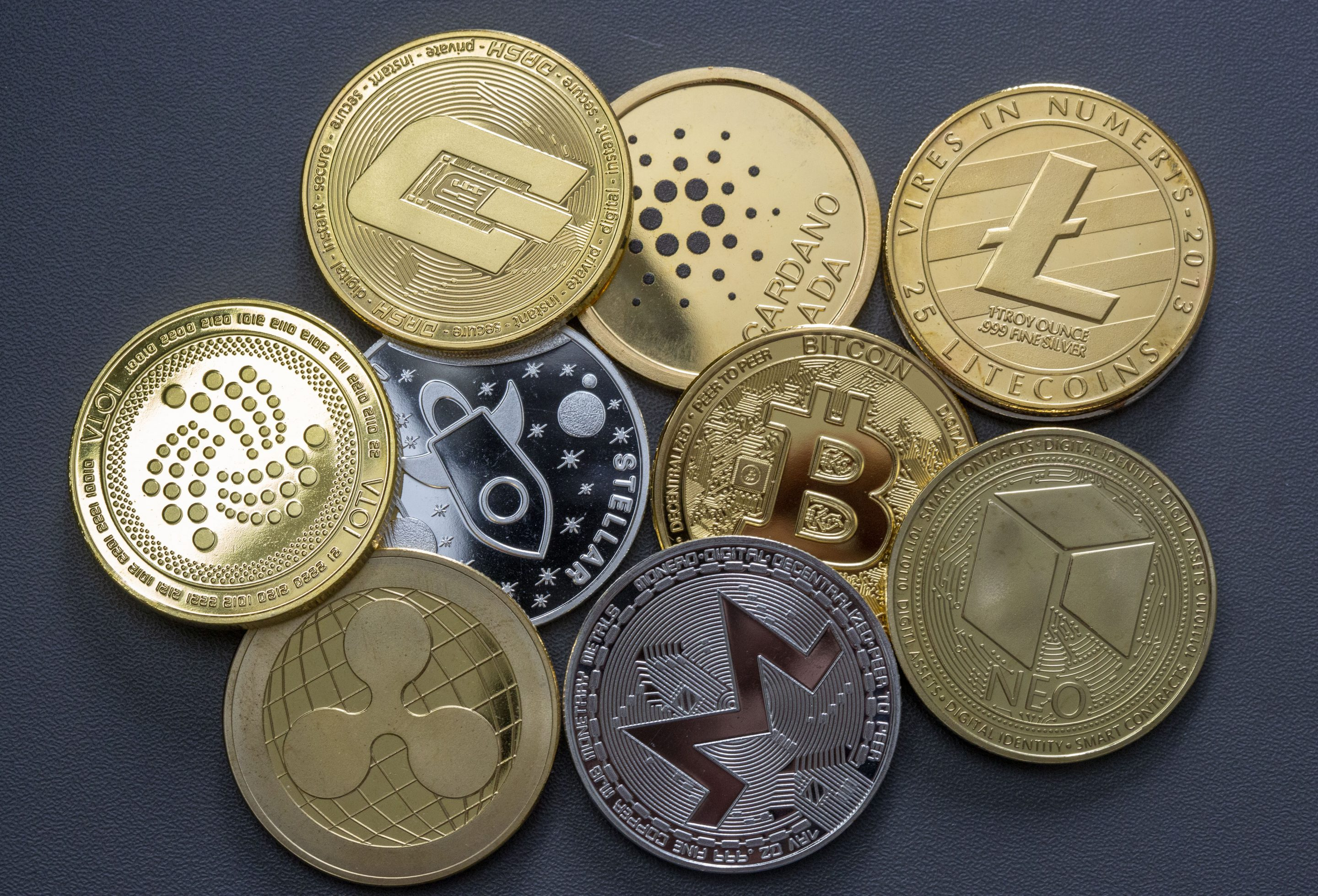Crypto investors turn to lesser-known tokens after Bitcoin and Ether's  rallies   Fortune