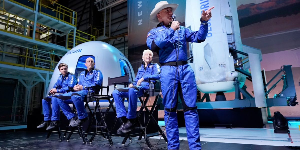 Blue Origin accusations link work environment sexism to security concerns thumbnail