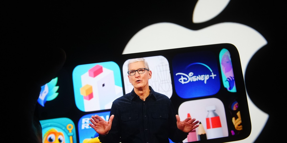 Tim Cook wants a look inside your brain