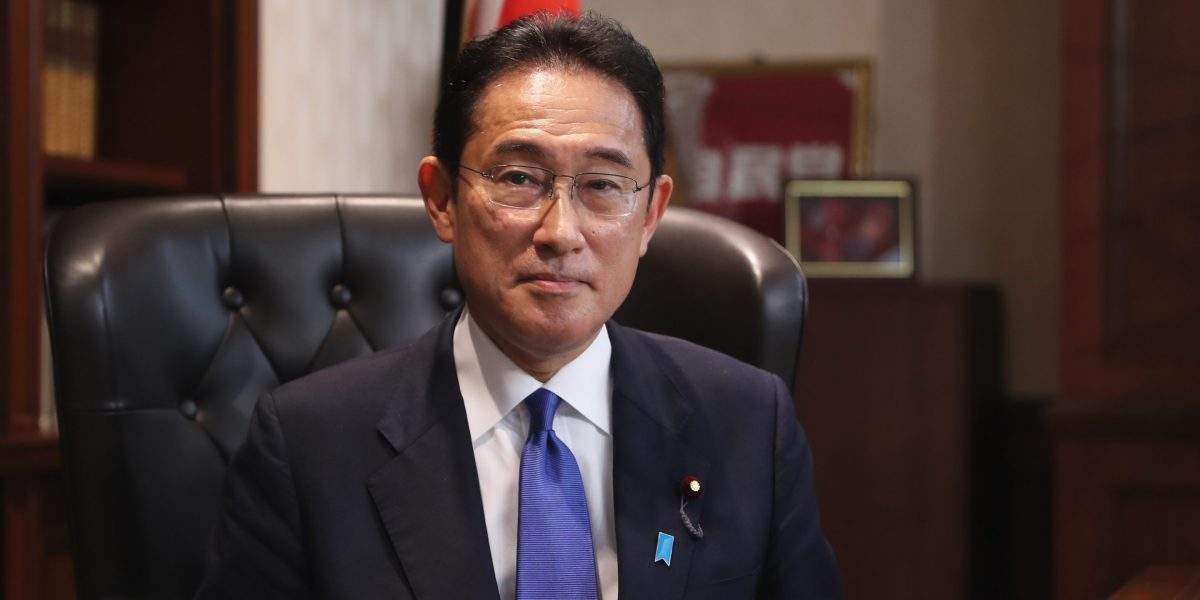 Japan's 'safe' prime minister choice might be a dangerous bet thumbnail