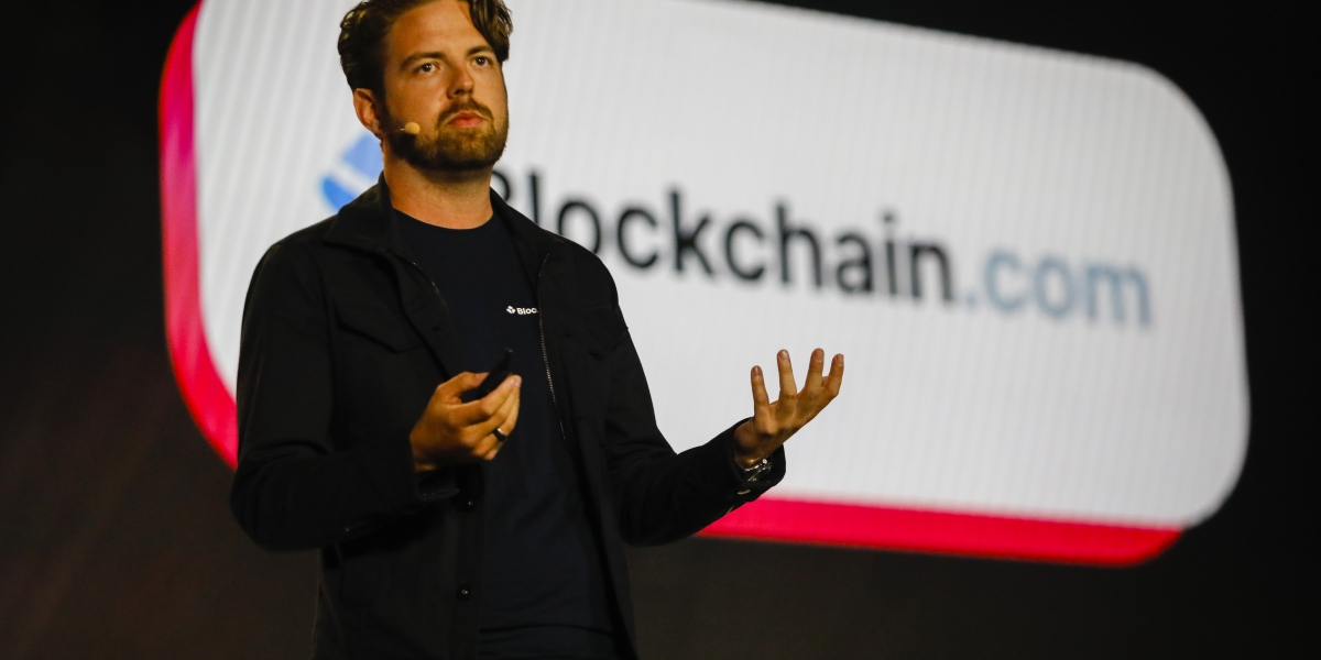 Blockchain says it posted $1.5 billion in revenue this year